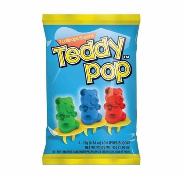 Exclusive Brands Teddy Pop