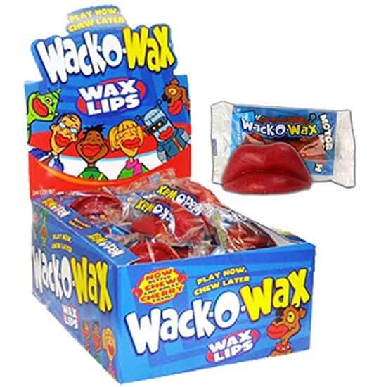 Wack O Wax Lips