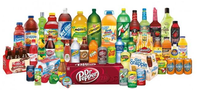 Dr.Pepper Snapple Beverages