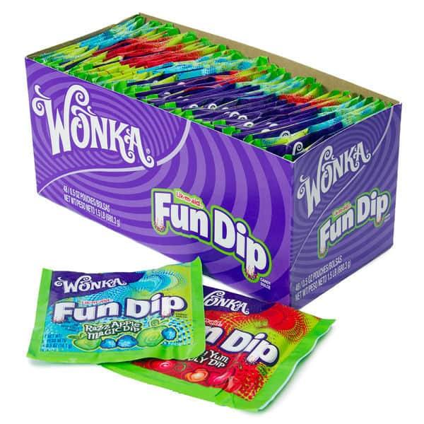 Wonka Fun Dip