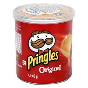 pringles Grab n Go Orignal 12ct