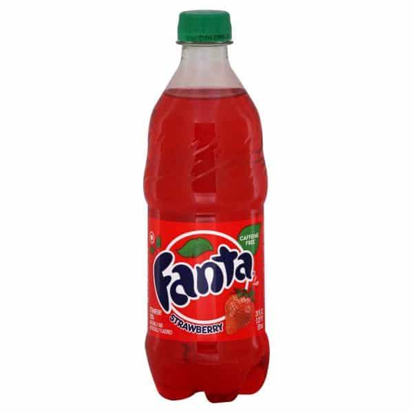 Fanta Strawberry 591mL