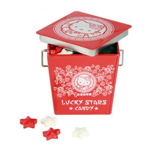 Boston America Hello Kitty Lucky Stars Candy