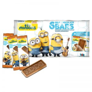 Minion Chocolate 6pk x24ct