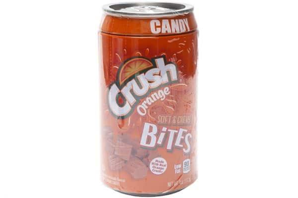 Orange Crush Liquorice Bites 12 ct