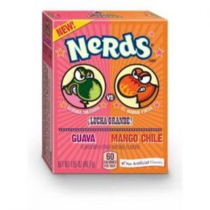 Wonka nerds Guava & mango 24ct