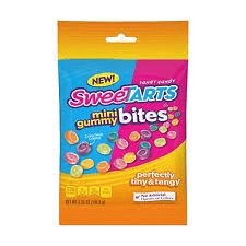 sweetart gummy bites