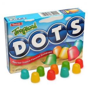 Dots Tropical 24ct