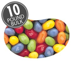 Jelly Belly Sour Asstd 10lb