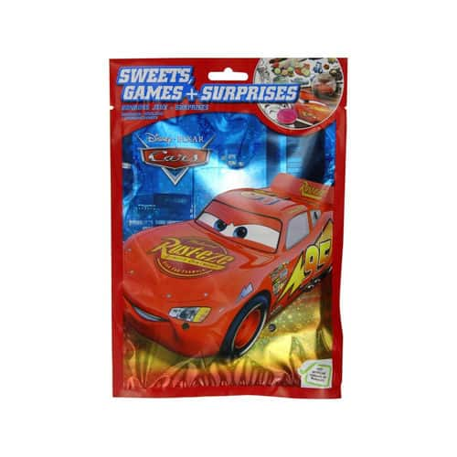 DISNEY PIXER CAR SURPRISE BAG