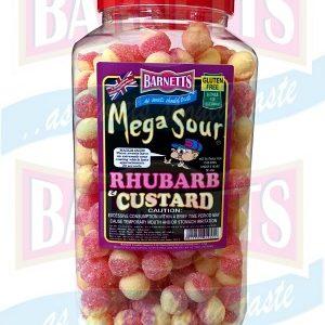 Mega Sour Rhubarb & Custerd
