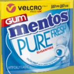 Mentos Sugar Free Fresh Mint Gum