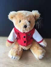 Montreal coach Teddy bear