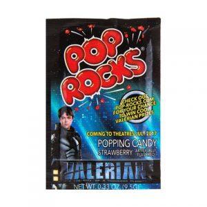 POP ROCKS VALERIAN STRAWBERRY 24CT