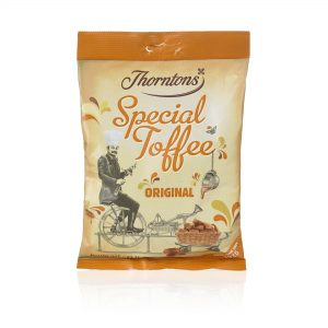 Thornton Special Toffee Original 160g