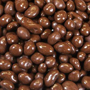 Bulk chocolate-covered-raisins 12kg