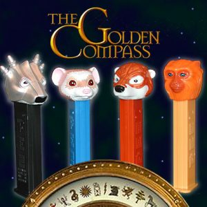 Pez golden Compass 12ct