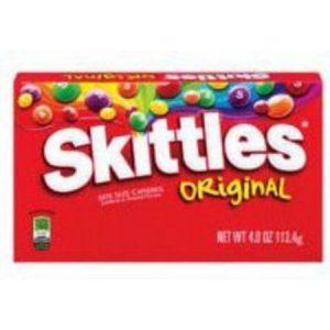 Skittle Orignal Theater box