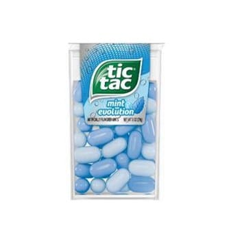 Tic Tac Big Pack Mint Evolution