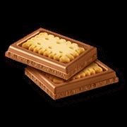 Kraft Milka LU Biscuits Chocolate Bar 87g (18 Count)