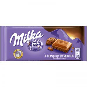 Milka Chocolate Dessert 100g