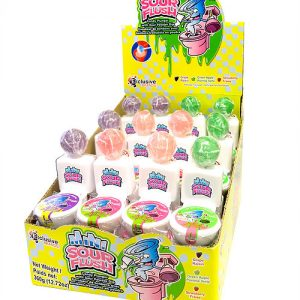 Kidsmania Mini Sour Flush 24 Count