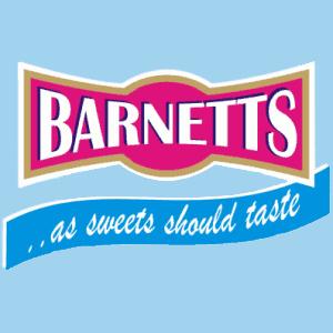 Barnett's Confectionary Logo