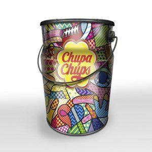 Chupa Chups Nostalgia Tin