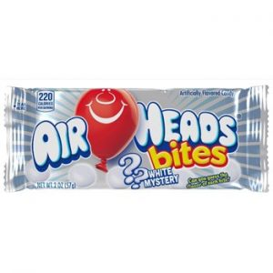 Airheads Bites White Mystery