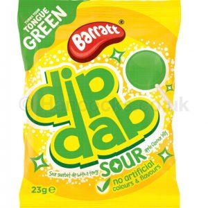 Barratt Dip dap Sour Apple