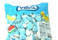 Vidal Sour Blue raspberry cakes 1.2Kg