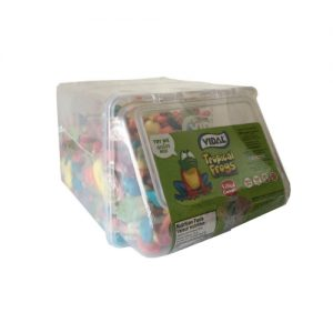Vidal Tropical Frogs 150ct