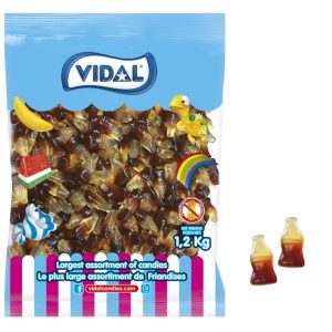 vidal cola Bottle 1.2 kg