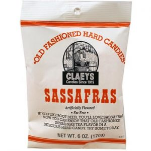 claey candy Sassafras 24ct