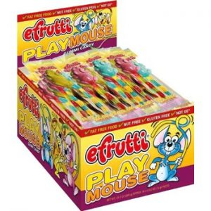E-Frutti Gummi Playmouse