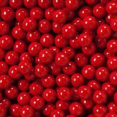 Red Sixlet Bulk 2Lb