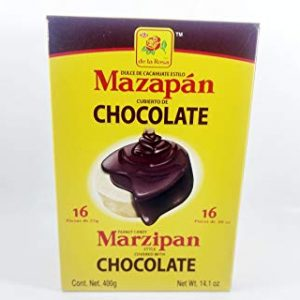 De La Rosa Marzipan Chocolate 16ct
