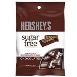 Hershey Sugar Free milk Chcoclate 12ct