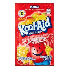 Kool-Aid Unsweetened 2QT Mango Drink Mix