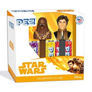 Pez Han Solo Twin pack