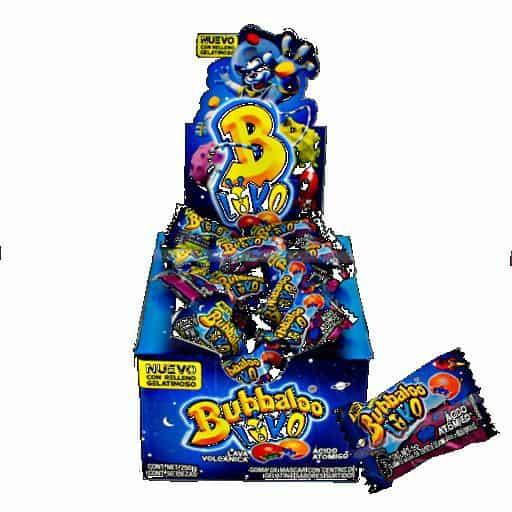 bubbaloo Loko galaxy 50ct