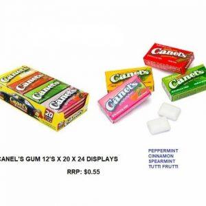 Canel's 12 Pastillas 20ct