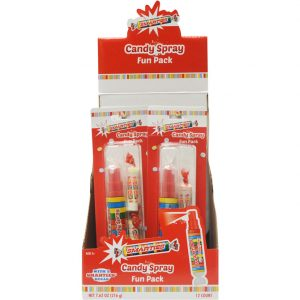 Smarties Candy Spray Fun Pack 12ct