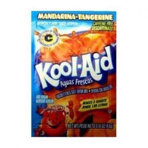 Kool-Aid Unsweetened Mandarina Tangerine .16oz