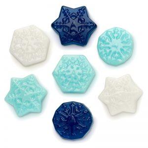 xmas gummi-snow-flurries 5lb