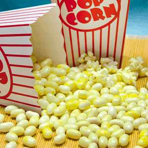 Jelly Belly Buttered Popcorn Box