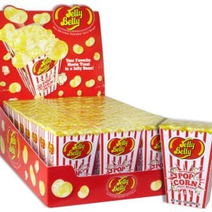 Jelly Belly Butterd Popcorn Box