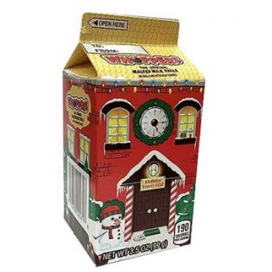 Xmas Hershey Whopper Mini Carton Drt 3.5oz