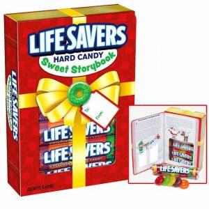 Xmas lifesavers-storey-book
