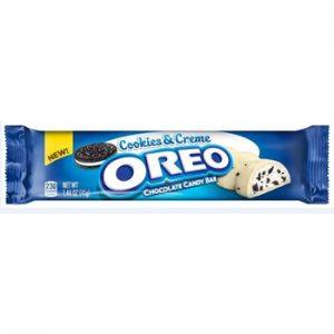 Milka Oreo Cookies and Cream White Choc Stnd 1.44oz 1/24ct